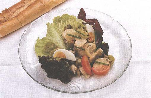 Salat vom Kaninchen - vom Sommerhof