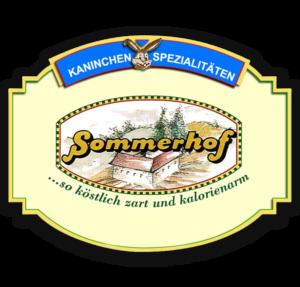 Sommerhof Kaninchen - Logo